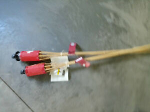 60 Inch Bamboo Torch 2 for $5