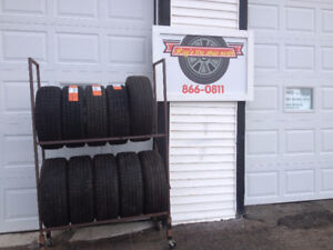 Tires, Lubes and more