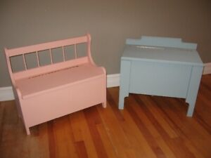 Bench Seats, Toybox