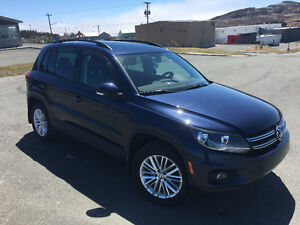 2016 Volkswagen Tiguan SE 15 Month Takeover Free Winter Tires