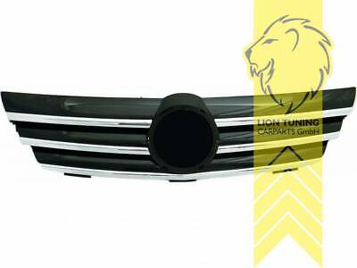 Sportgrill Kühlergrill für Mercedes Benz CL203 Sportcoupe schwarz