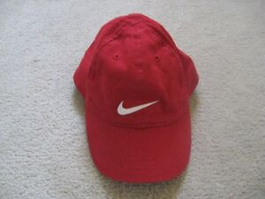 Nike Toddler Red Hat