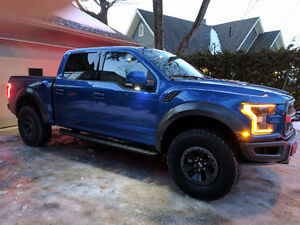 2017 Ford F-150 Raptor - Package Technologie