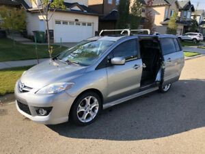 2010 Mazda 5 GT - Leather and Moonroof Package