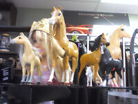PONIES&HORSES  in HEARTBEAT Thrift Store /BayView Mall