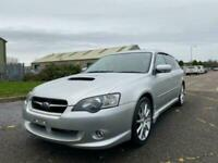 2003 Subaru Legacy 2.0L Gt Spec B - RARE MANUAL Auto Estate Petrol Automatic