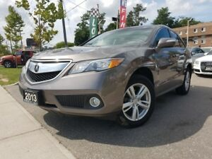 2013 Acura RDX AWD 4dr Leather, Sunroof , Rear Camera