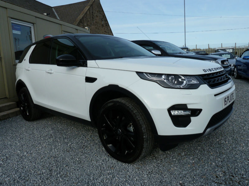 2015 15 land rover discovery sport hse 2 2 sd4 auto. Black Bedroom Furniture Sets. Home Design Ideas
