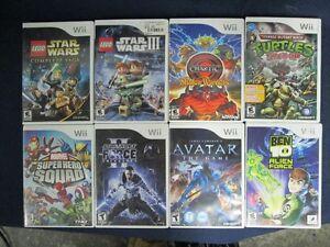 Wii Games (Nintendo Wii, standard edition)