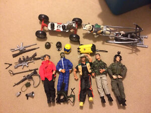 Action man figures for sale