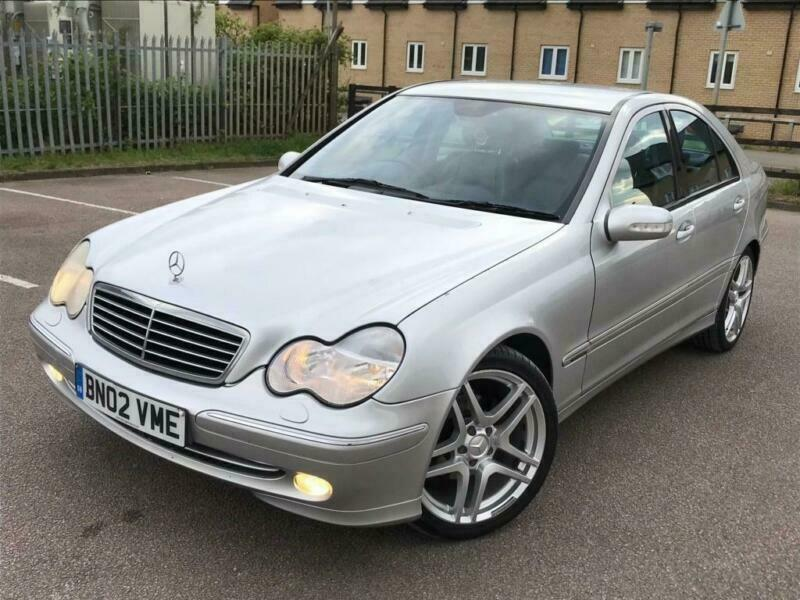 2002 Mercedes-Benz C Class 2 1 C220 CDI Avantgarde Saloon 4dr Diesel Manual  | in Sandy, Bedfordshire | Gumtree