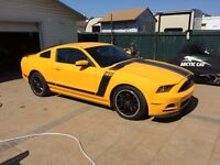2013 Ford Boss Mustang 302