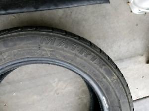 Matrix tour rx tires