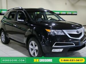 2012 Acura MDX AWD AUTO A/C CUIR TOIT MAGS 7 PASS