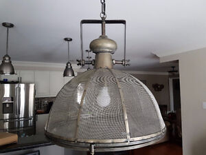 pendant light new in box