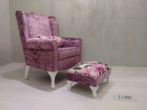 Queen Anna Chair for little Princesses
