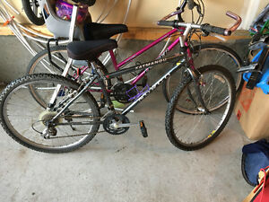 "Norco 16"" 21 speed mountain bike"