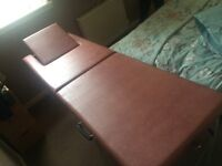 Massage / Therapy table - fold away