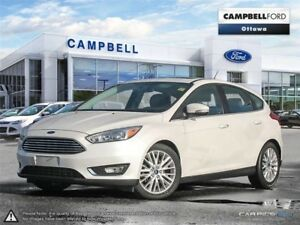 2015 Ford Focus Titanium EARLY BIRD-ONLY 1 AT THIS PRICE