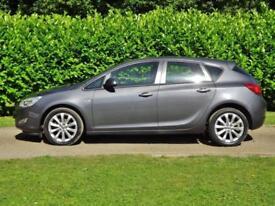 Vauxhall Astra 1.6 Active 5dr PETROL MANUAL 2012/12