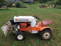 Sears Suburban Lawn tractor