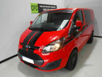 Ford Transit Custom 2.2TDCi 125 BUY FOR ONLY £189 A MONTH FINANCE £0 DEPOSIT