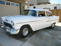 1955 Bel Air 2 Door Coupe