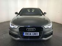 2014 AUDI A6 S LINE TDI AUTOMATIC ESTATE 1 OWNER AUDI SERVICE HISTORY FINANCE PX