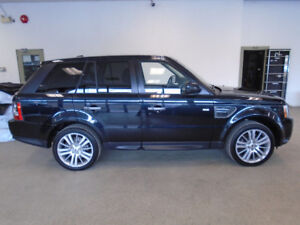 2011 RANGE ROVER SPORT! OWNED BY OILERS PLAYER! ONLY $26,900!!!!