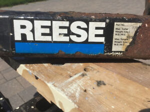 """Reese Hitch with 2"""" square Receiver- $10"""