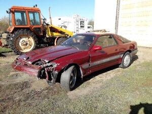 Toyota Supra  excellent driveline 3litre 7m - body can be fixed