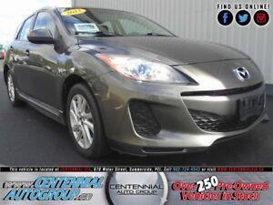 Mazda MAZDA3 GS | SKYACTIV | 2.0L 2013