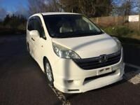 HONDA STEPWAGON/STREAM/ELYSION 2.0 PETROL AUTO 2005 (BIMTA CERTIFIED MILEAGE)