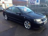 Vauxhall/Opel Astra 1.8i 16v 2004MY Coupe Edition low miles