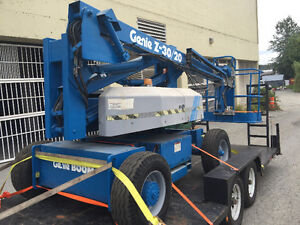 Electric Genie Manlift Z30/20HD - Articulated Manlift