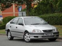 Toyota Avensis 1.8 VVT-i Auto 2002 +1 OWNER +FSH +12M MOT + AUTOMATIC +CLEAN CAR