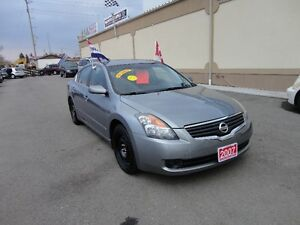 2007 Nissan Altima 2.5 S Sedan E-TESTED & CERT