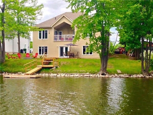 Looking to buy a cottage with water front