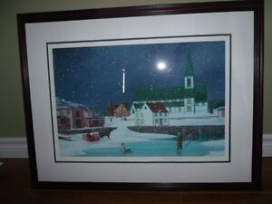 """Ed Roche Framed Print """"Trinity Capers"""""""