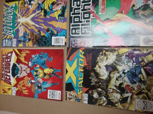 Comic book lot for $10