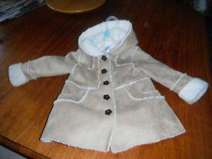Girls winter coat 2T