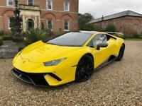 2019 Lamborghini HURACAN 5.2 V10 LP 640-4 Performante Coupe LDF 4WD (s/s) 2dr Co