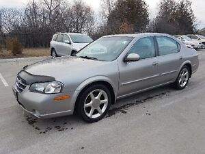 2001 Nissan Maxima SE *** SUNROOF, Leather, Power Opts, AC,  ***