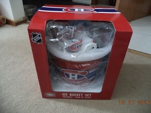 Montreal Canadiens Ice Bucket Set