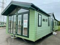 Static Caravan For Sale Off Site Atlas Jasmine 2 Bedroom Lodge - DG & CH