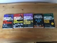 Michael Connelly ....a Selection Of 5 novels