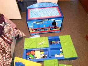 Thomas mega blocks train set