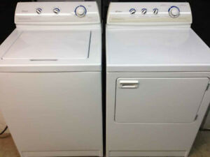 MAYTAG WASHER / DRYER SET MATCHING LIKE NEW COND 6 MONTHS WARR