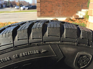 3 Winter tires for sale 215 /70r / 15  Altimax Arctic. Cambridge Kitchener Area image 4
