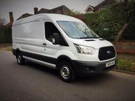 2015 Ford Transit 2.2TDCi ( 125PS ) RWD 350 L3H2 ONLY 81K
